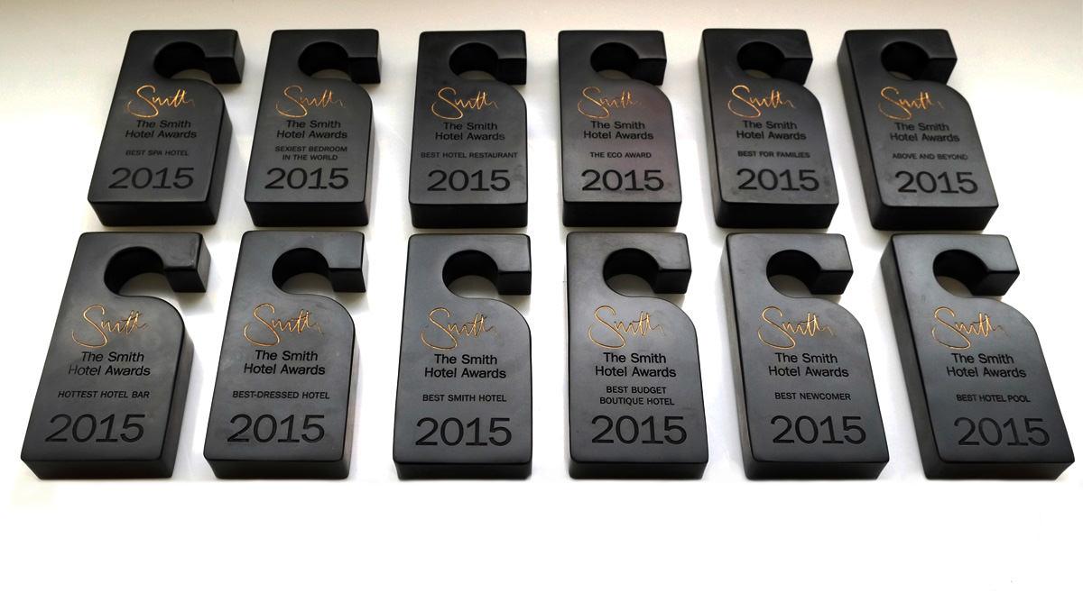 2015 SMITH HOTEL AWARDS