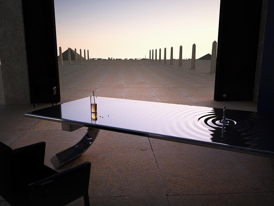 rowland ripple table