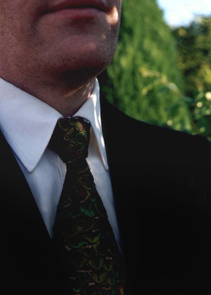 feather-tie