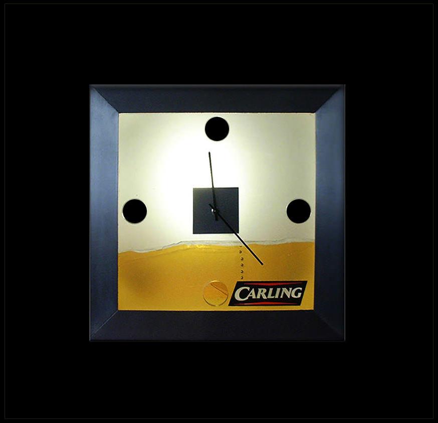 carling clock