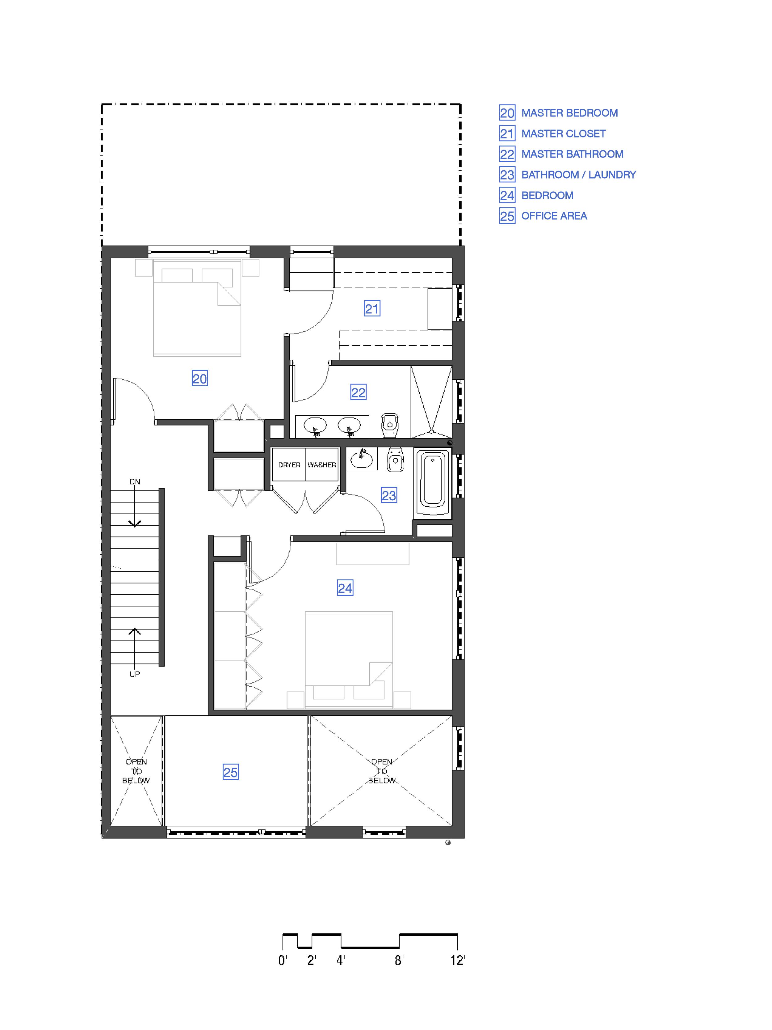 3rd Floor - Unit 'B'