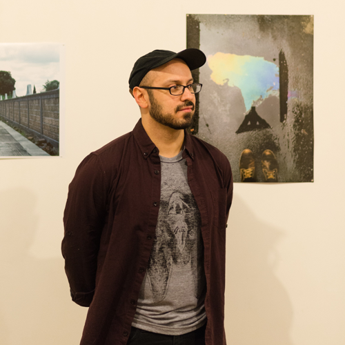 Jose Luis Benavides ,  2019 Valencia Reading Residency Winner,   Photo credit: Maria Efting