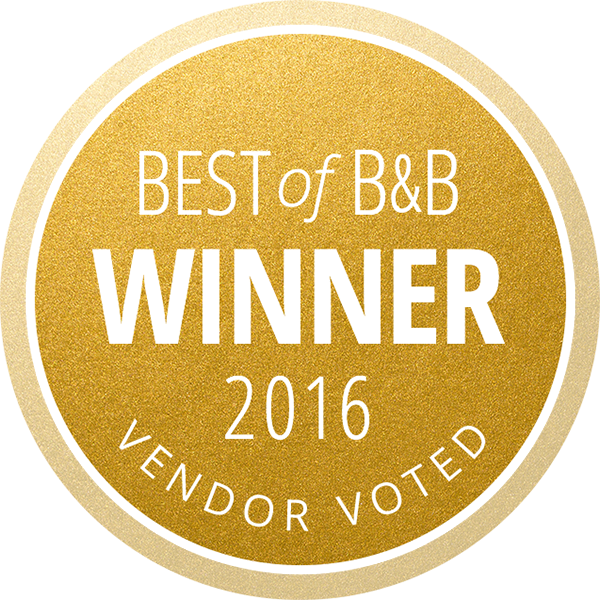 Voted Best All-Around Wedding Venue