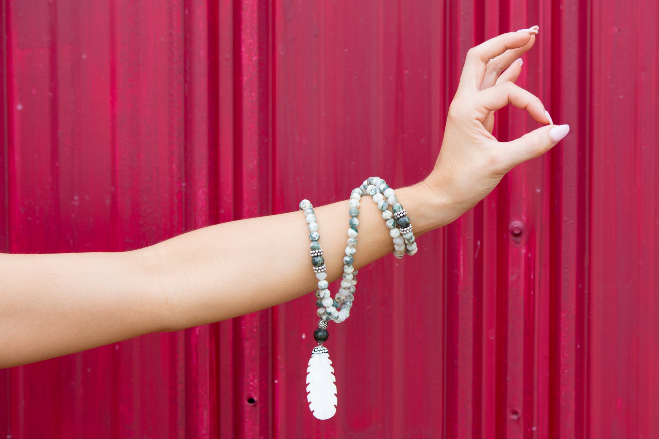 Mala by Wei Mei Jewelry.  Find yours  here