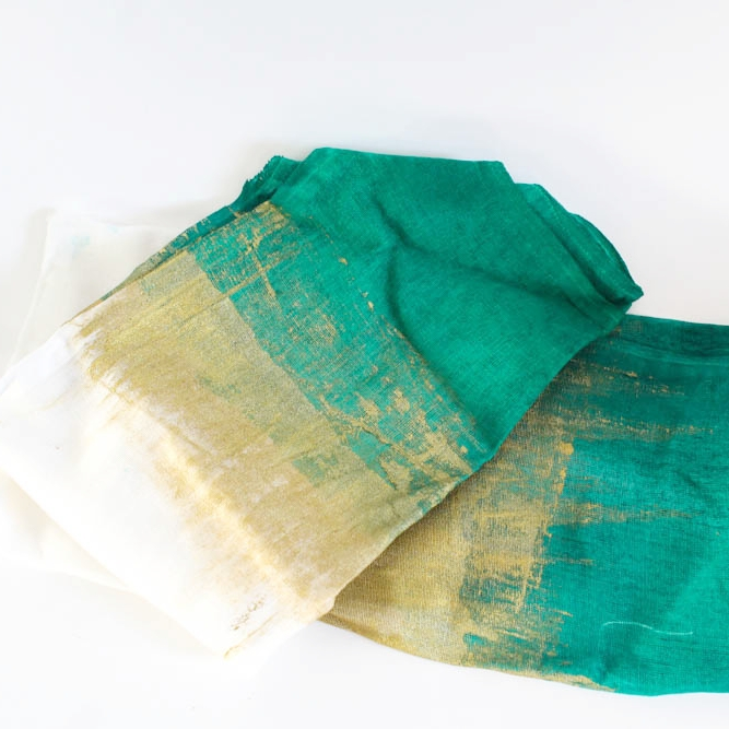 Fabric Napkins - Always a great touch for your guests and to make your tables look great. Hand dyed or plain, keep the fabric natural like a linen for a more relaxed look.