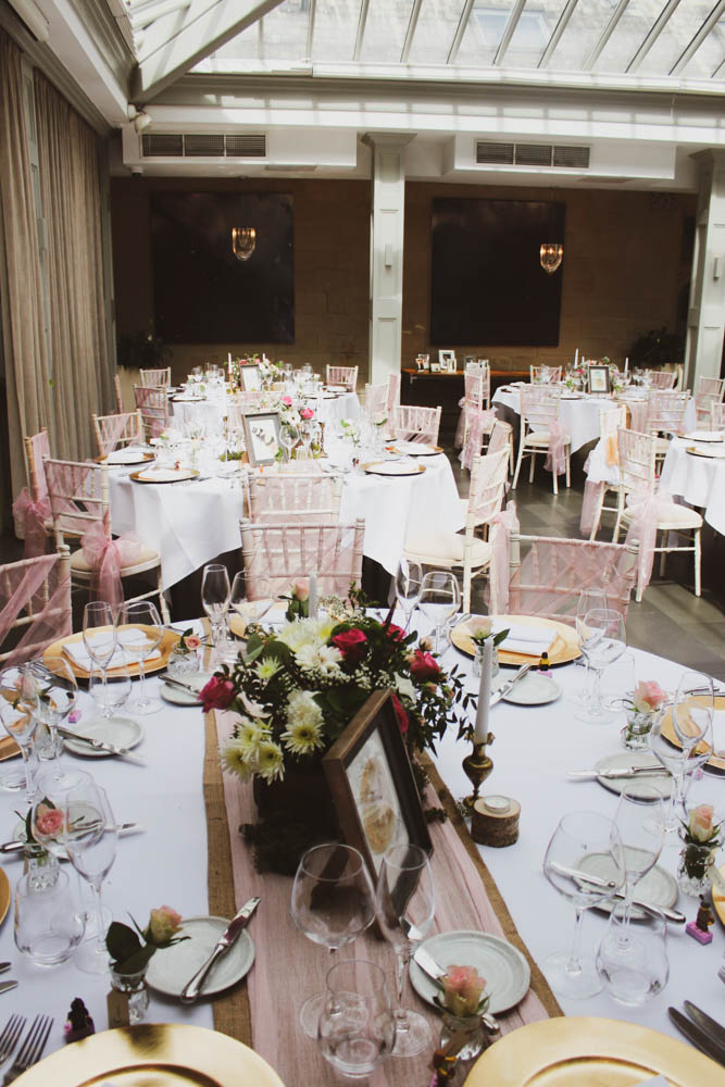 Gold and Blush wedding- Hampton Manor