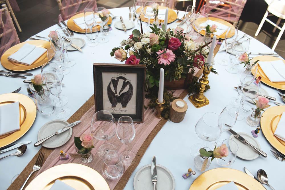 Gold and Blush wedding- Hampton Manor
