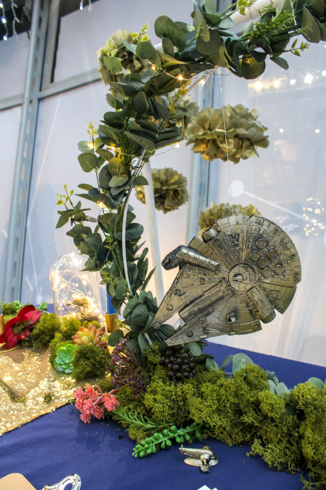 Star Wars Wedding- Out of this World wedding fair