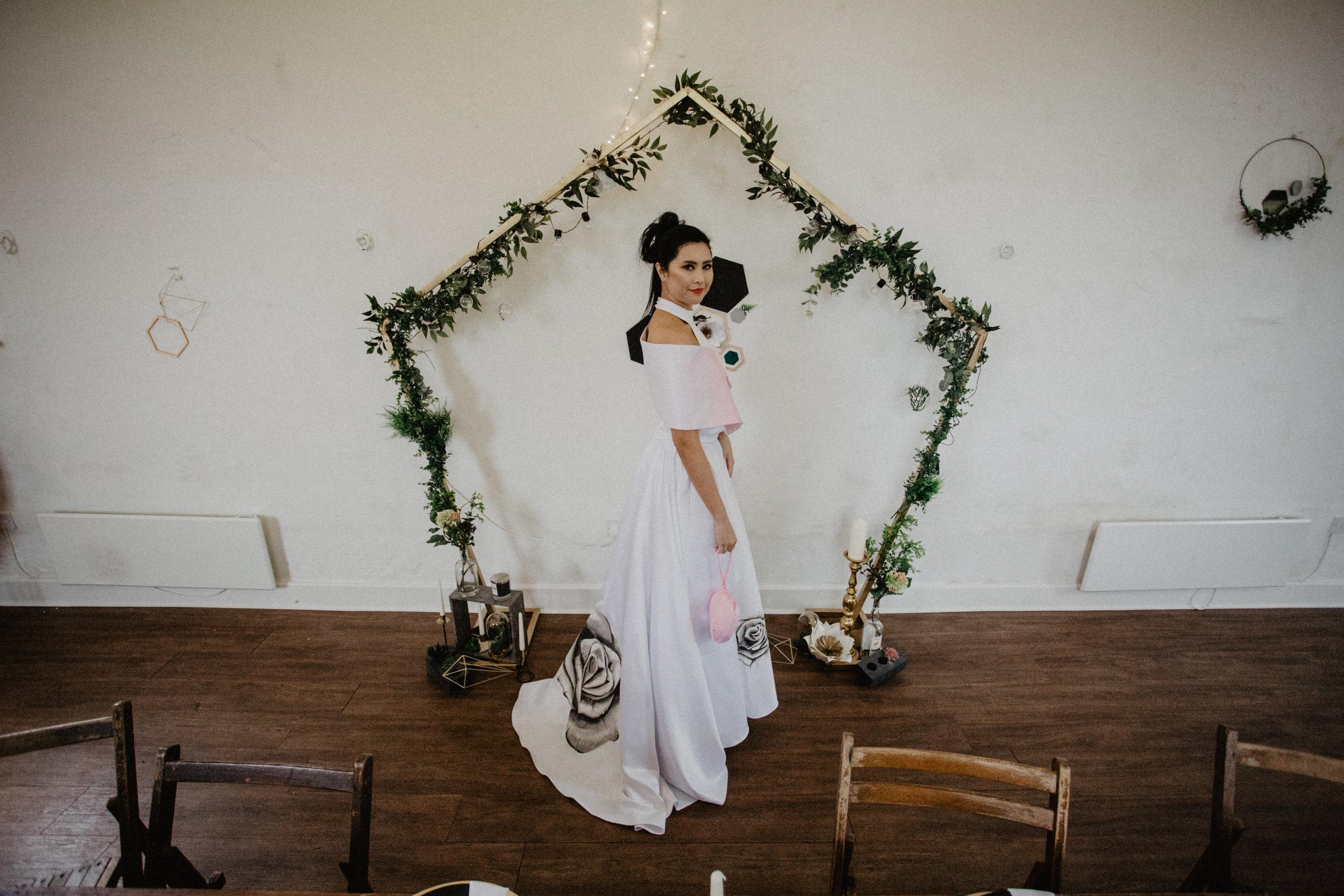 Urban Wedding Shoot- The Unconventional Wedding Festival