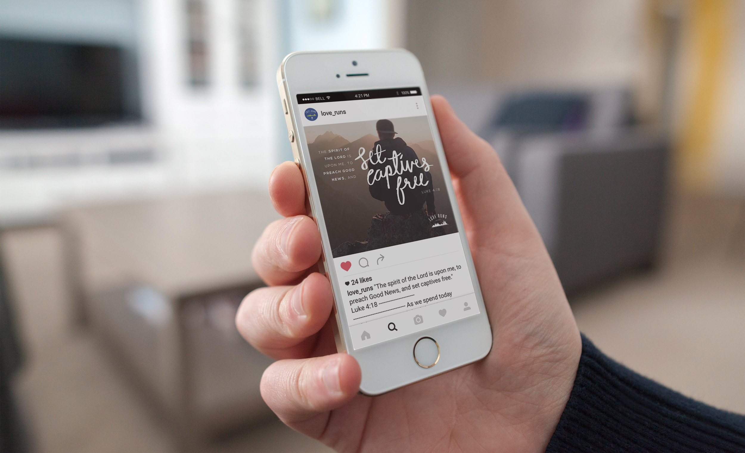 Social Posts (Some Including Hand Lettering) Designs
