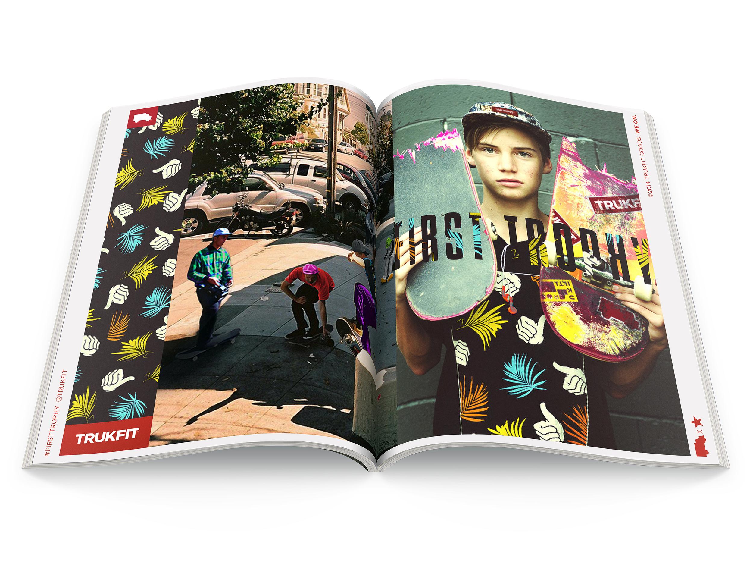 Agency: Toth + Co   Art Director: Dan Hardie