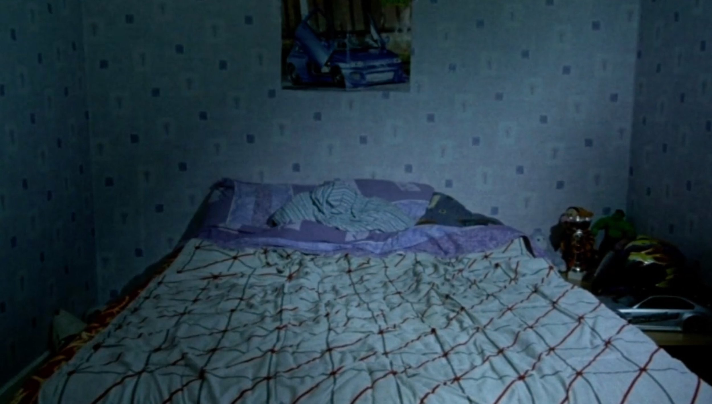 Image from Romaine Gavras video - Signatune