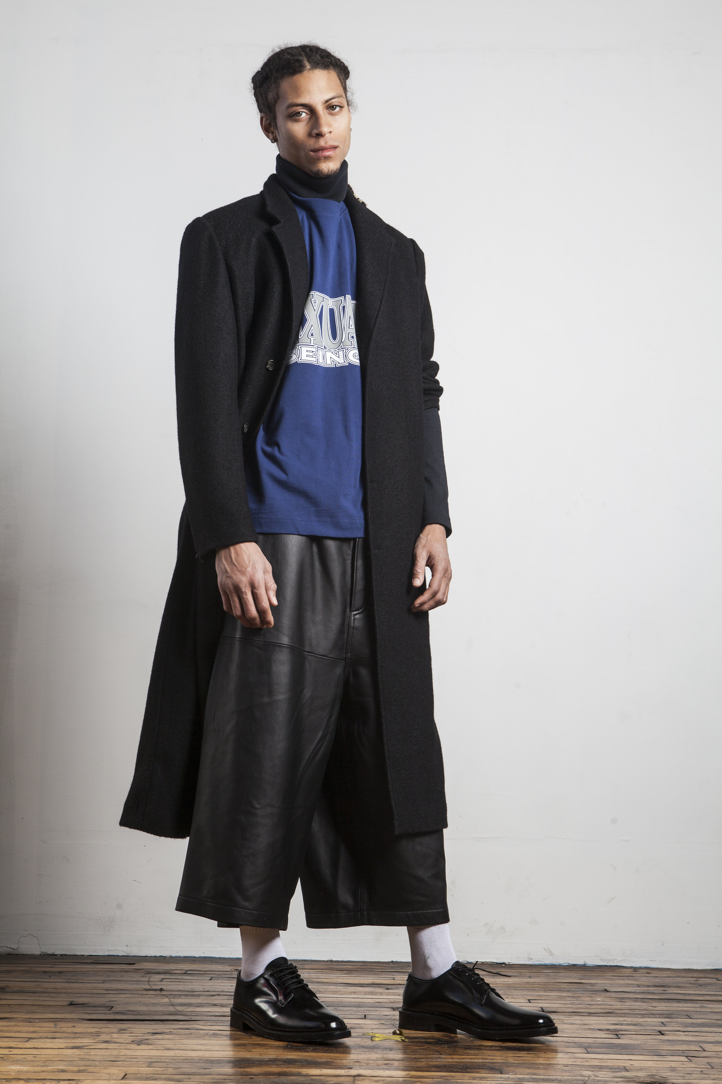 WILLY CHAVARRIA LOOK 5