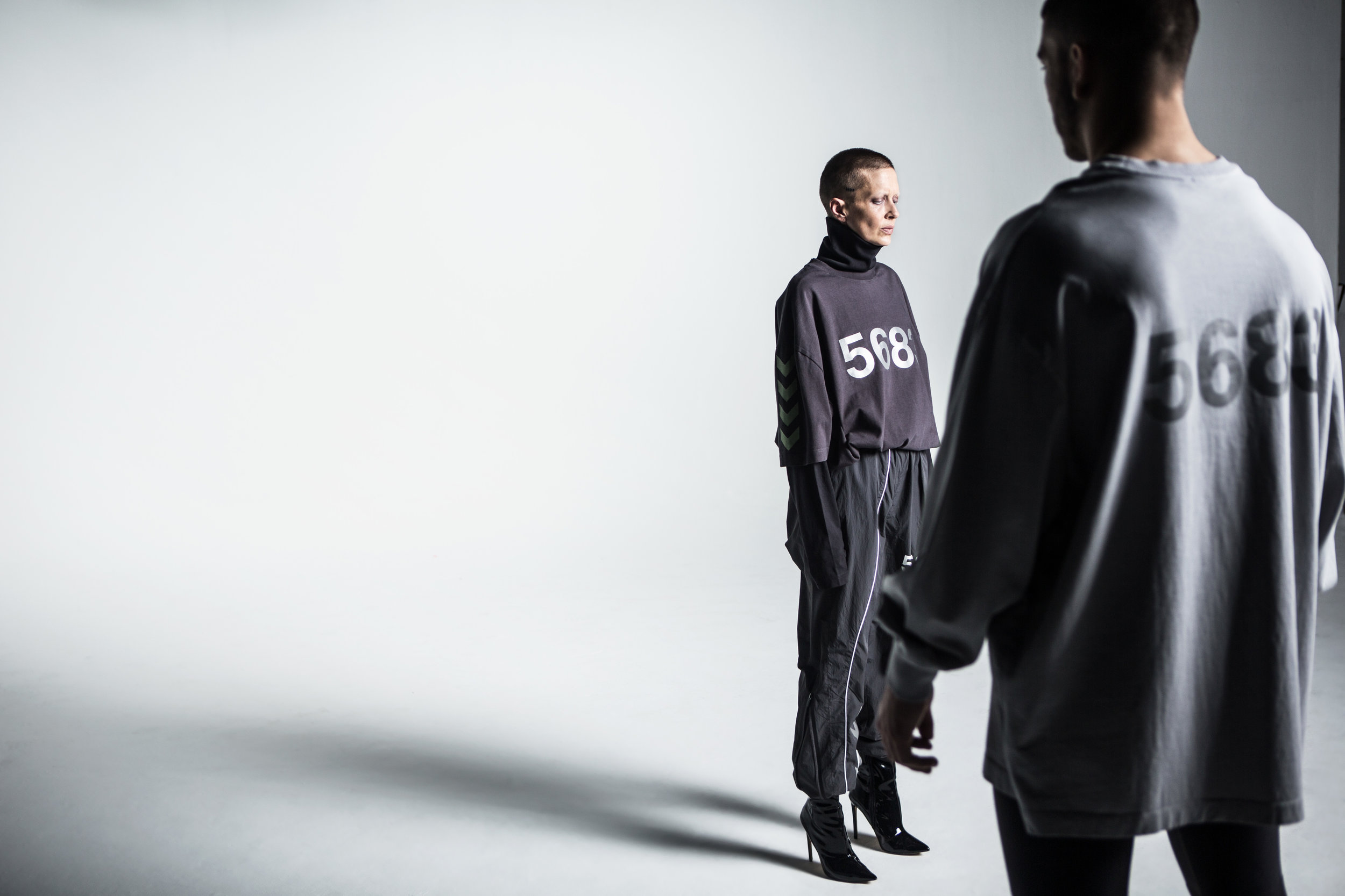 WILLY CHAVARRIA X HUMMEL FW19 DISCONNECTION