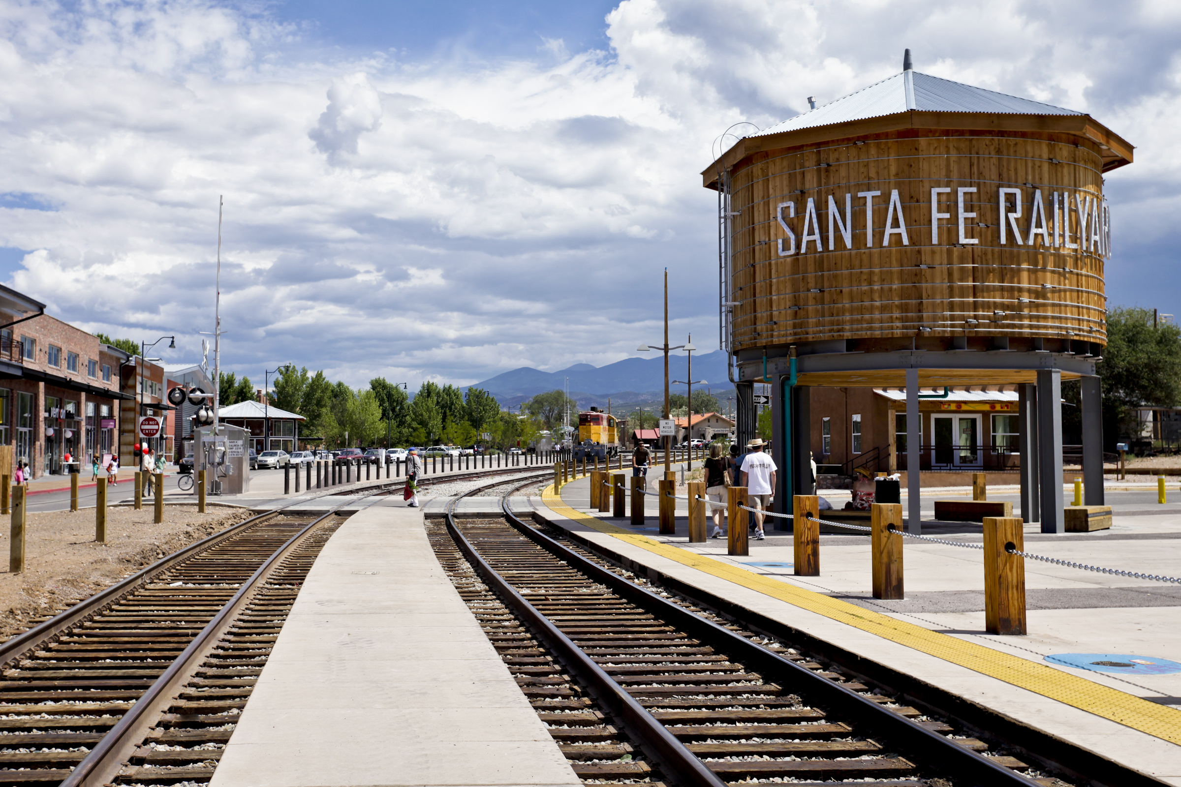 Santa Fe Film | Railyard