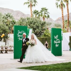 SAm + adam // green wedding shoes