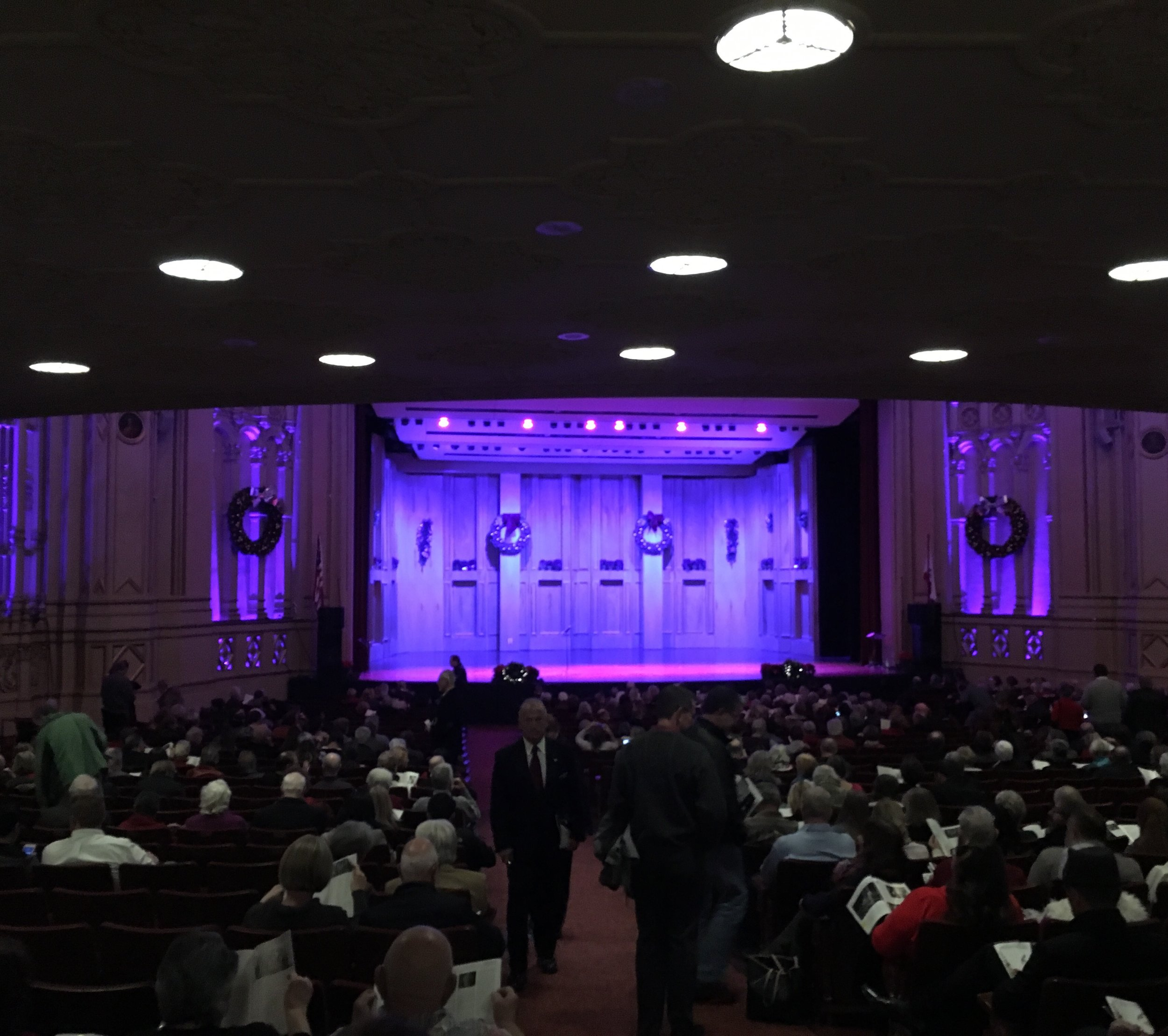 Copley Symphony Hall, San Diego