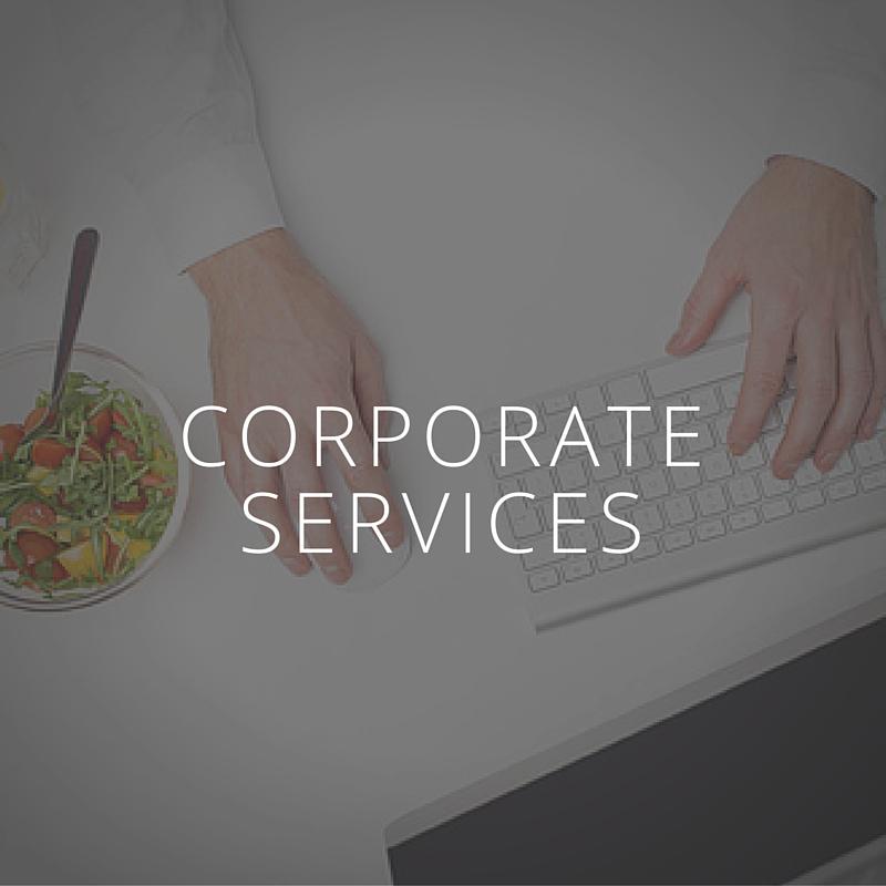 Corporate-dietitian