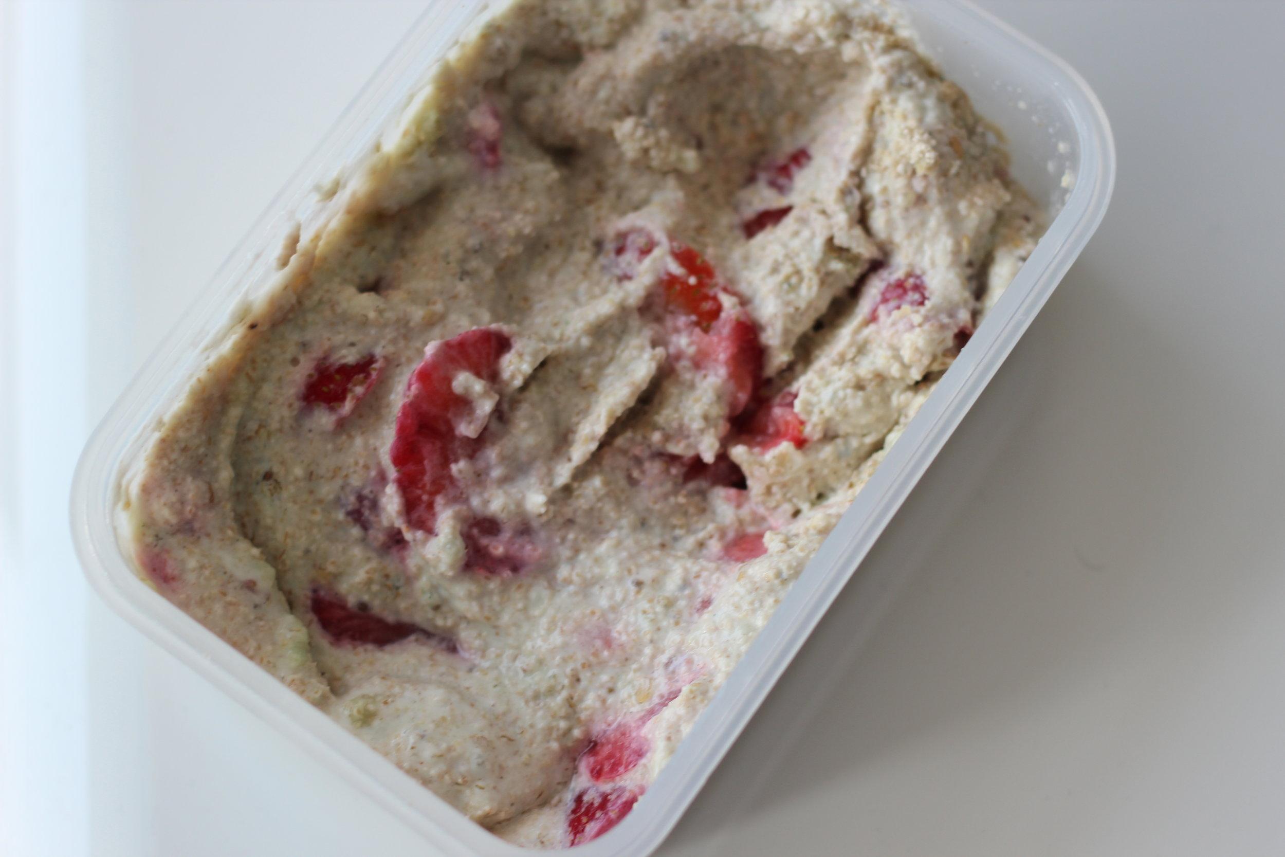 Overnight-oats-raspberry