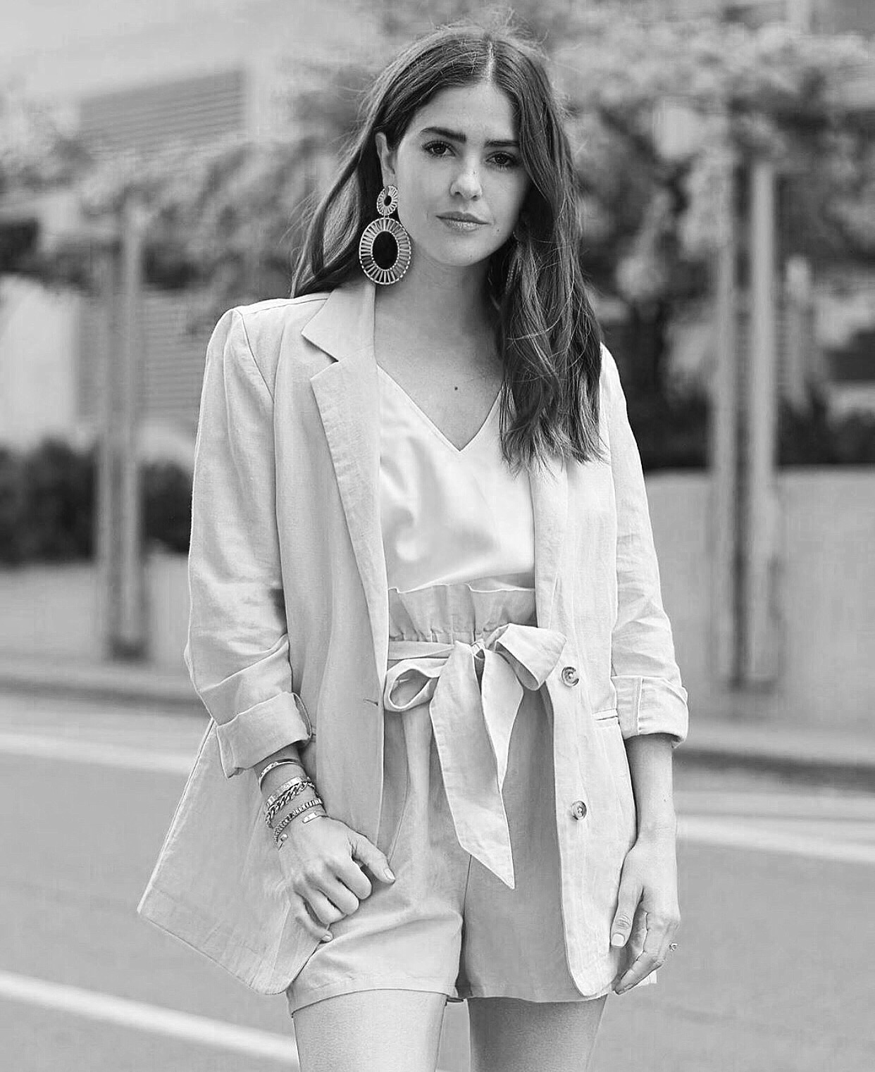 Paola Alberdi x the drop -