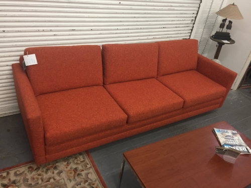 1950s Brown and Saltman Sofa | 20% OFF