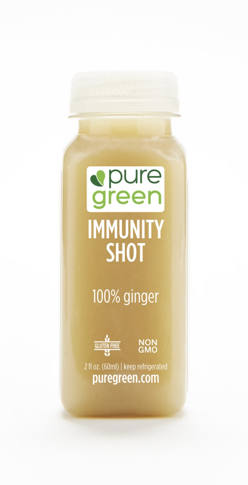 Immunity Shot Cold Pressed Juice
