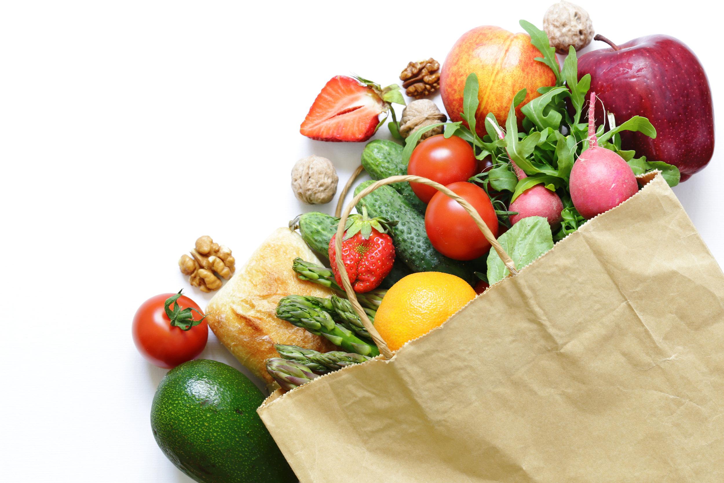 plant based diet foods