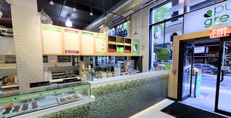 Pure Green 33rd Street