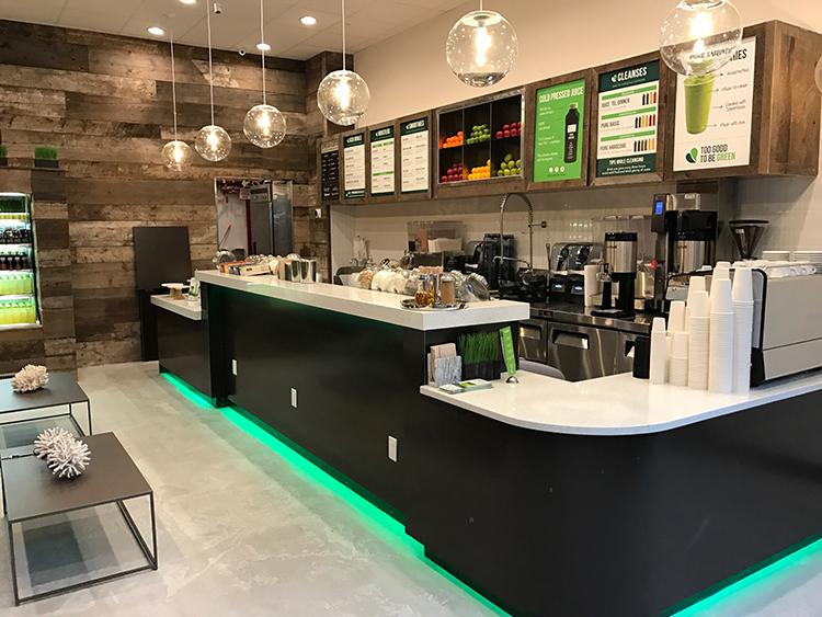 Pure Green Boerum Place