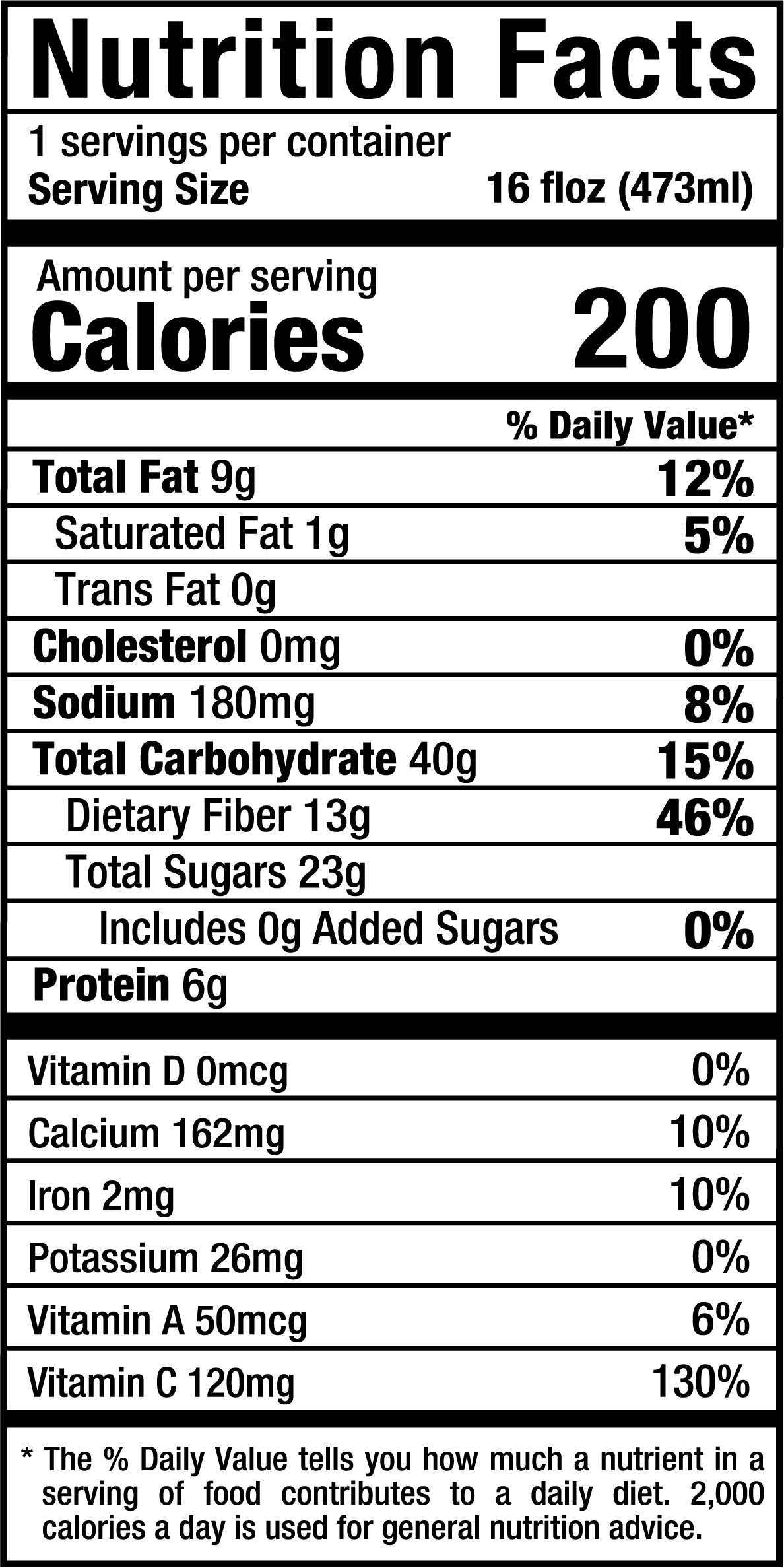CoconutHydrate_16oz_Nutrition Label.png