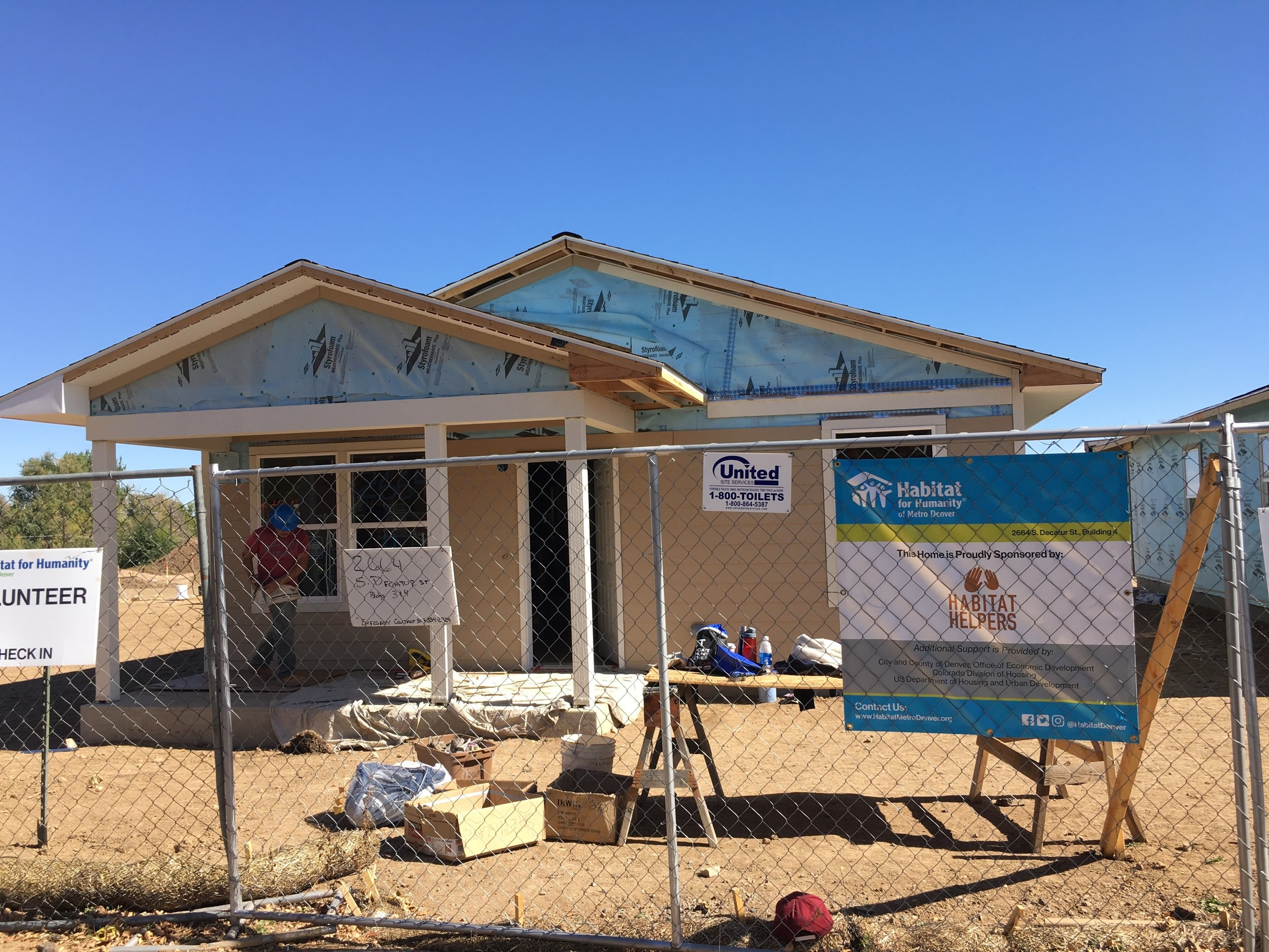 2016 Habitat for Humanity House
