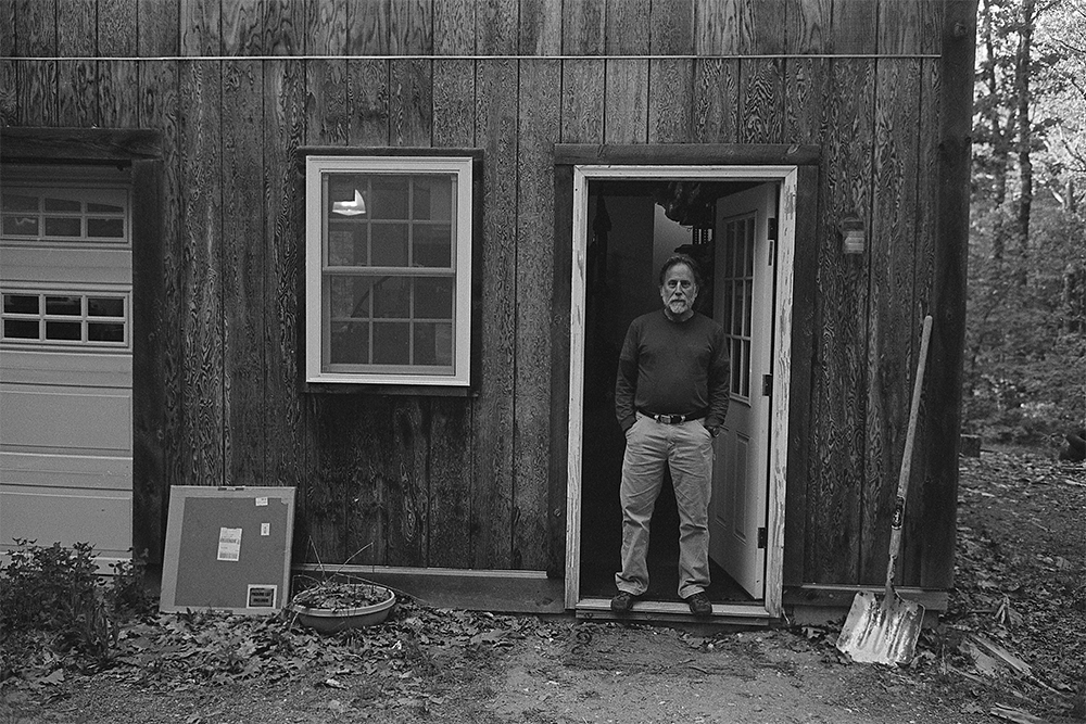 Jon Goodman. Northampton, Massachusetts, 2015