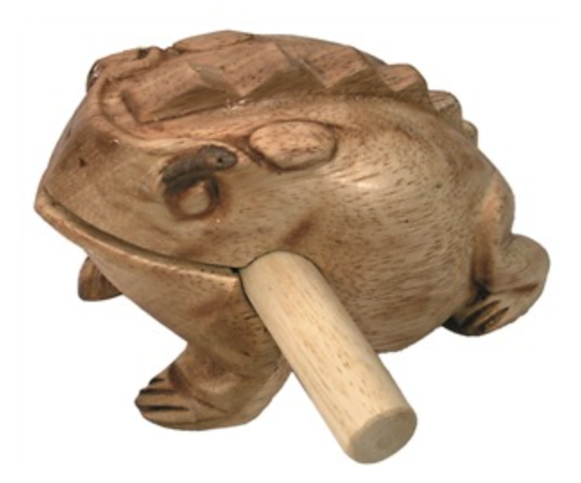 Frog rasp