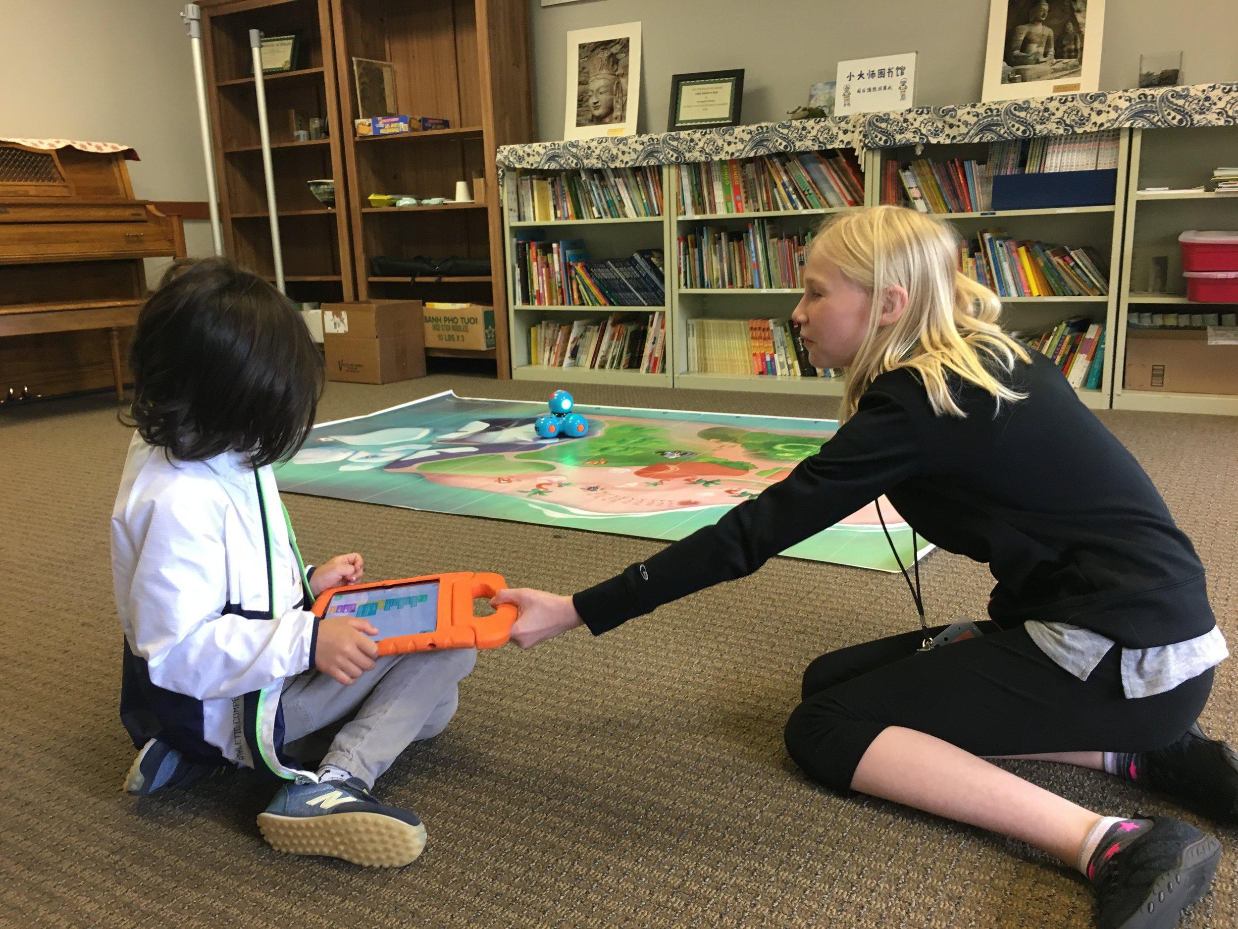 Beginners robotics programming