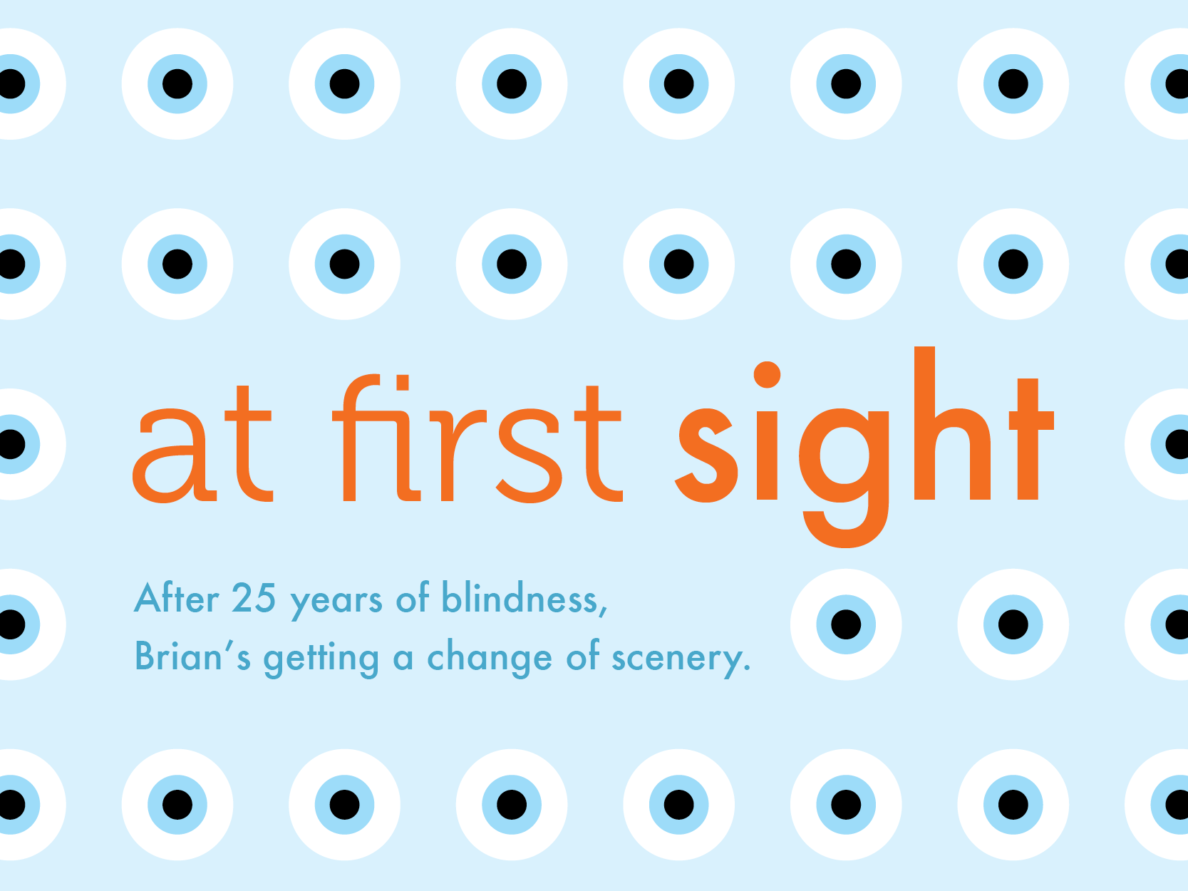 """""""At First Sight"""" movie branding (2014)"""