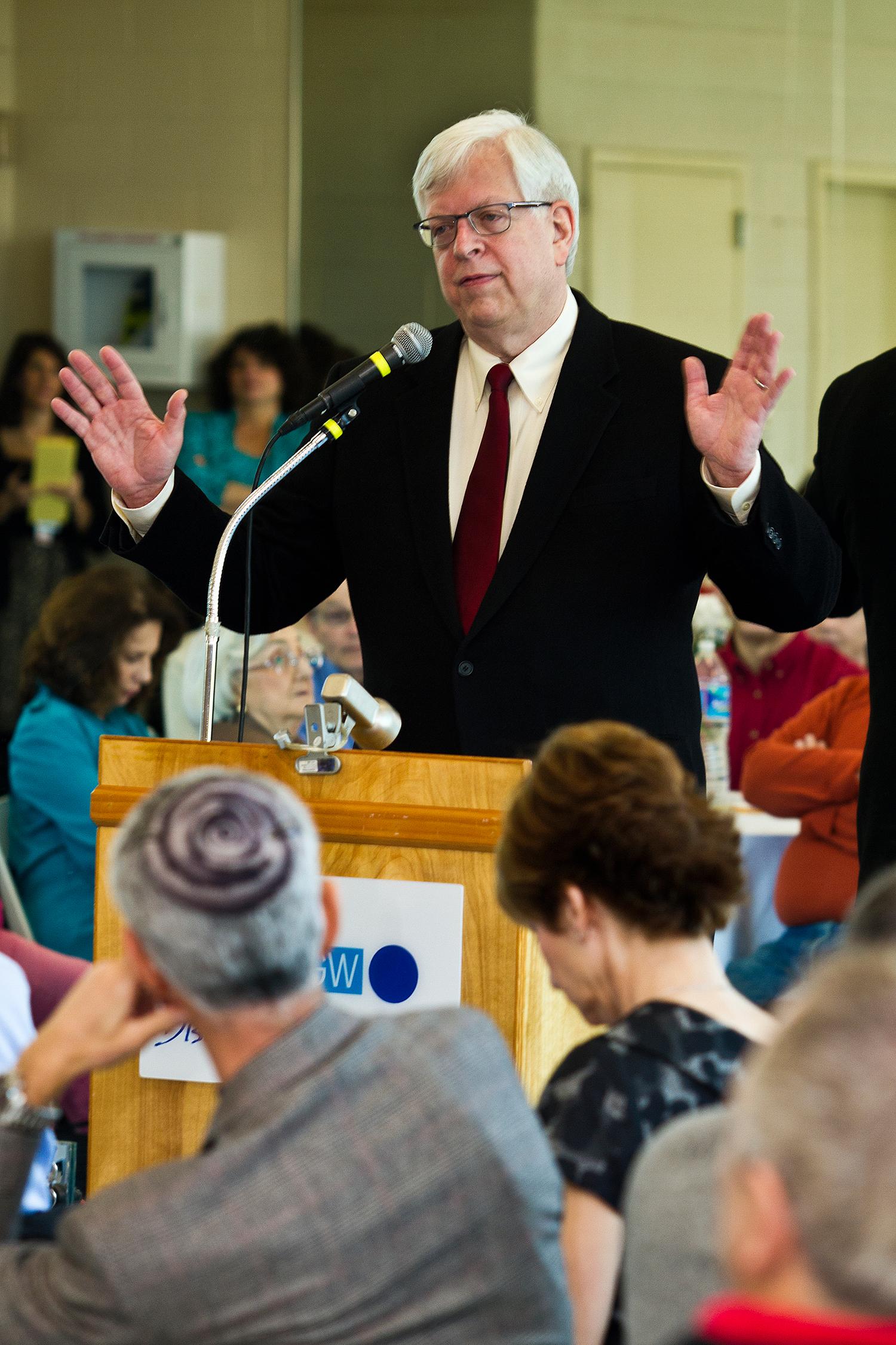 Conservative Talk Show Host Dennis Prager