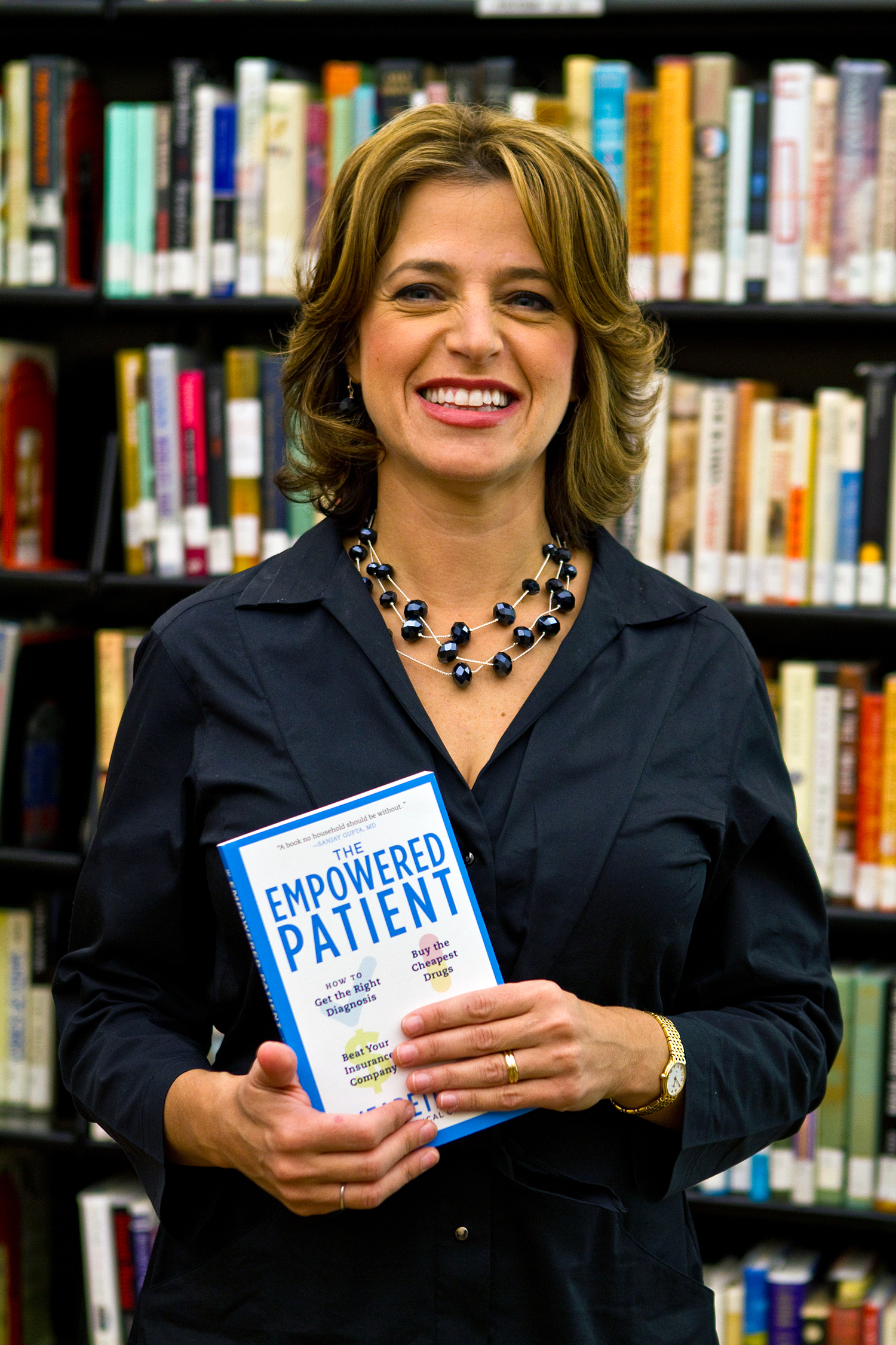 CNN Medical Correspondent Elizabeth Cohen