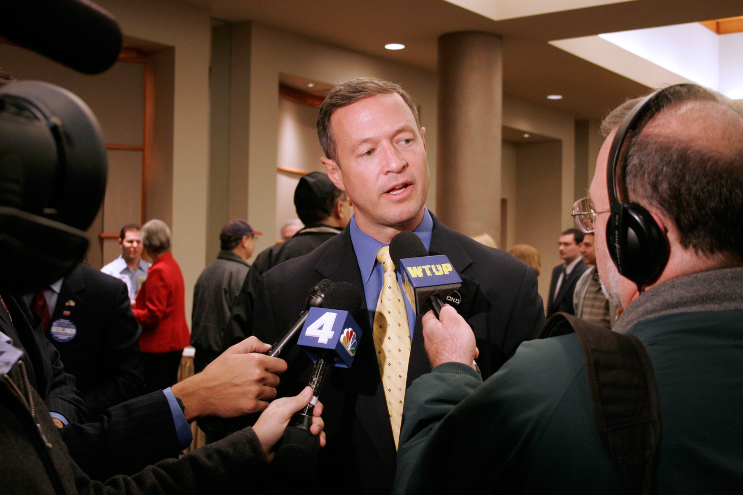 Former MD Gov. Martin O'Malley