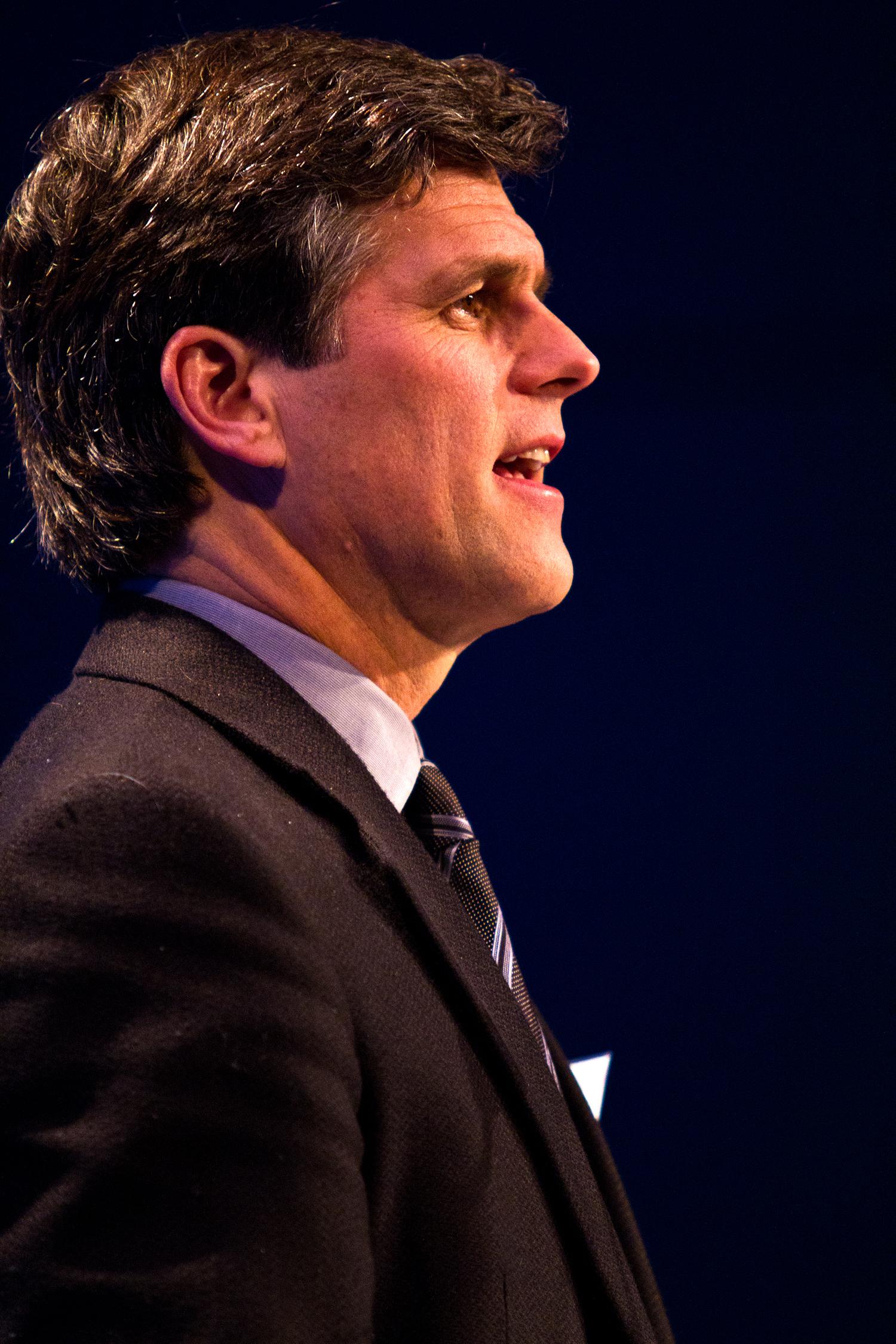 Special Olympics CEO Tim Shriver