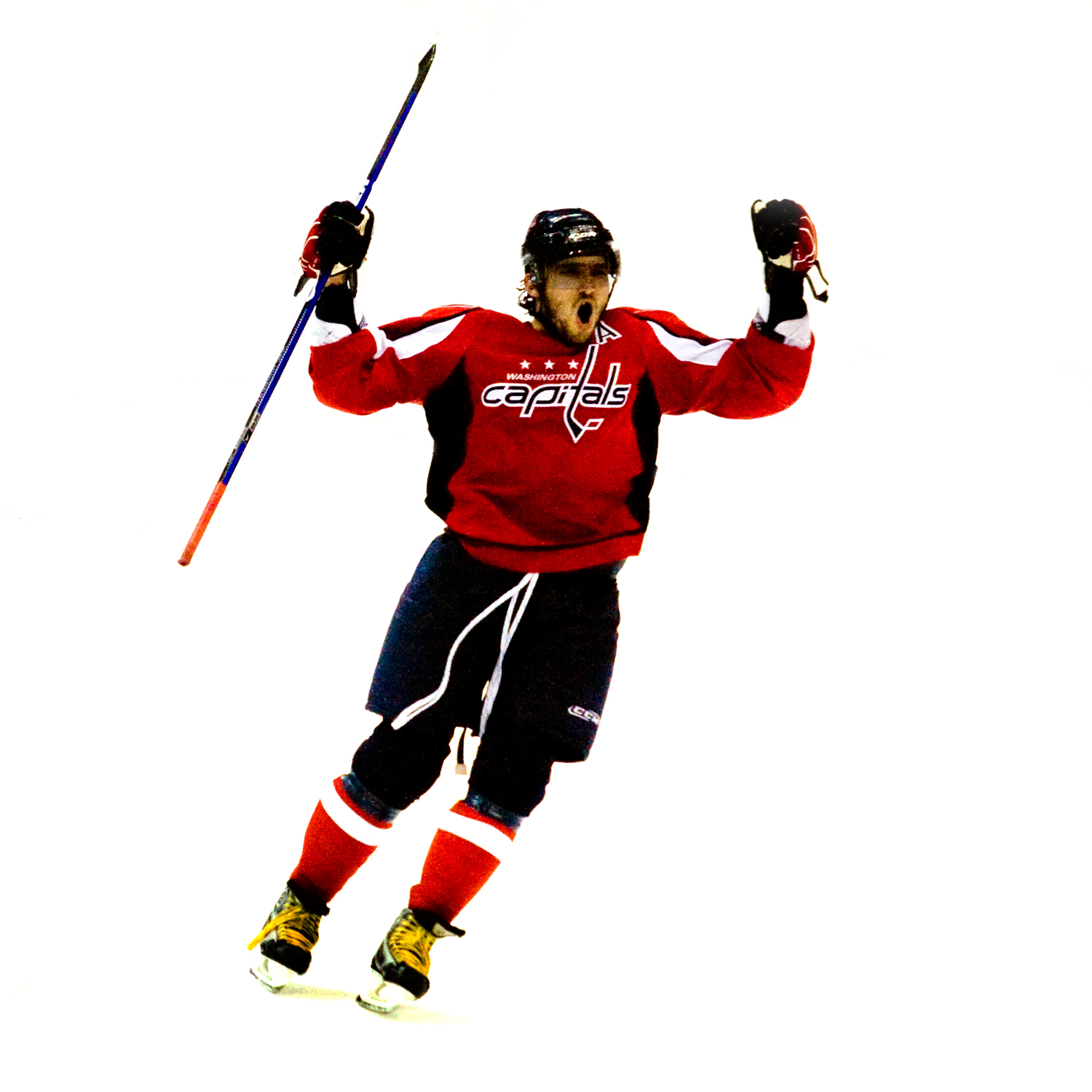 NHL Superstar Alex Ovechkin