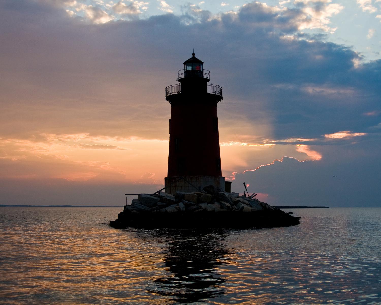 Delaware Breakwater East End Lighthouse