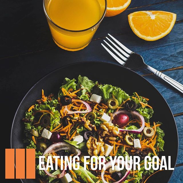 [ Eat For Your Goals. Not Your Feels. ]  Before we can attack any physical, academic or business goal we have to decide what we want to achieve.  If your goal is fatloss you have to understand that you'll feel hungry at times. You'll feel weaker at times... You're even going to lose some muscle. IT'S OK!  When bulking know you won't feel like that shredded beach body you dreamed off.  It may feel uncomfortable eating that much and mentally understanding that under that lil layer of chub there IS some abs... somewhere. • • Need Some Help?  GetA Free Assessment From @badgal_lexyyy 🌿 ——————————————————- #food #nutrition #2019 #nutritioncoach #summerbody