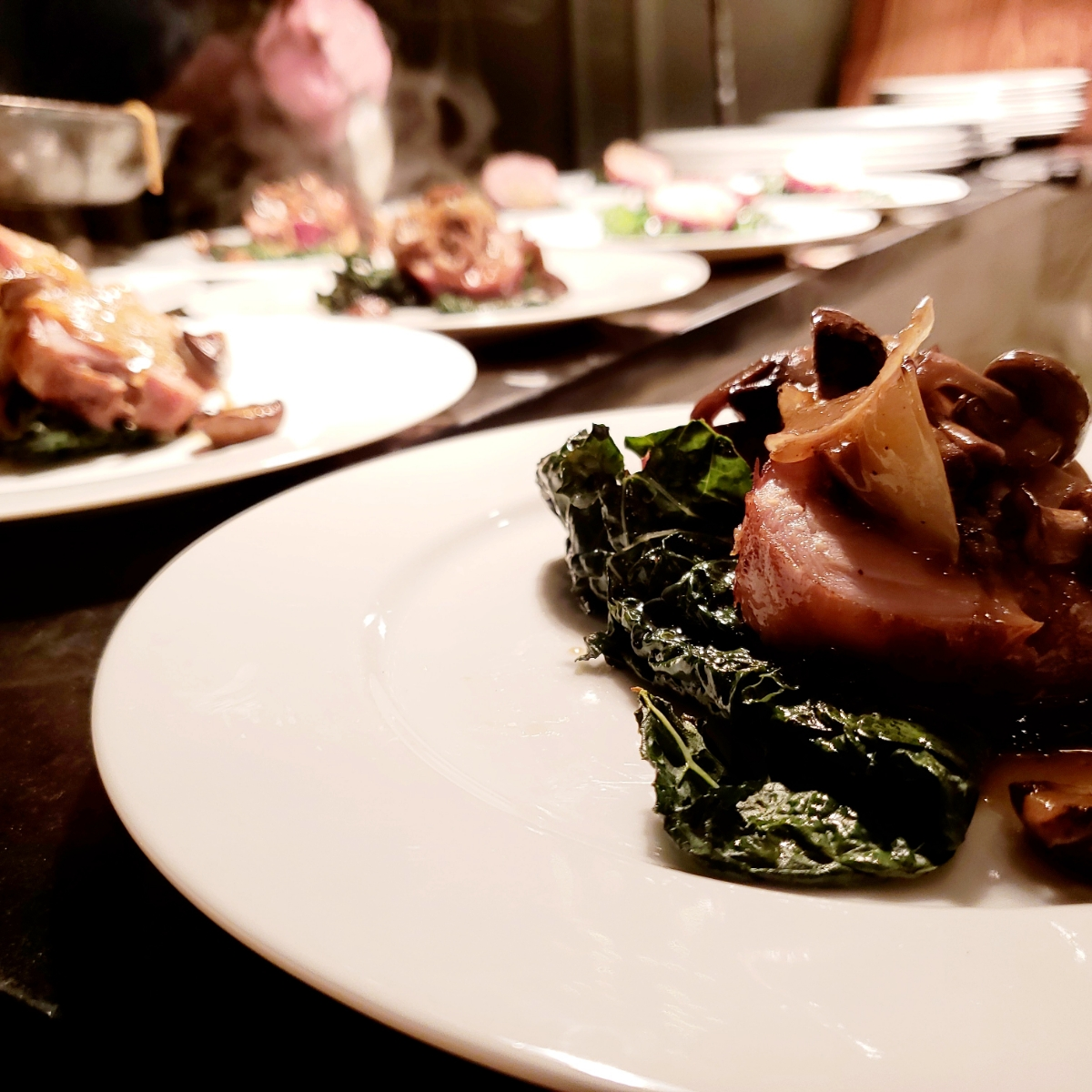Five-course seasonal tasting menu created by Chef Paul Virant, customized for your group -