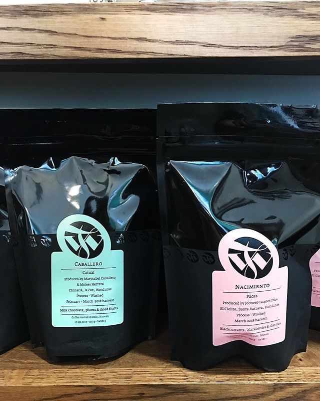 Back in the shop! @timwendelboe is gonna go fast so get it while you can!