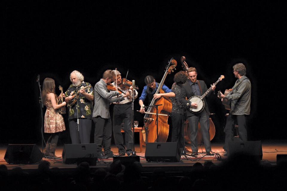 Co-bill with David Grisman Bluegrass Experience in Tallahassee. Photo by Jason Singleton.
