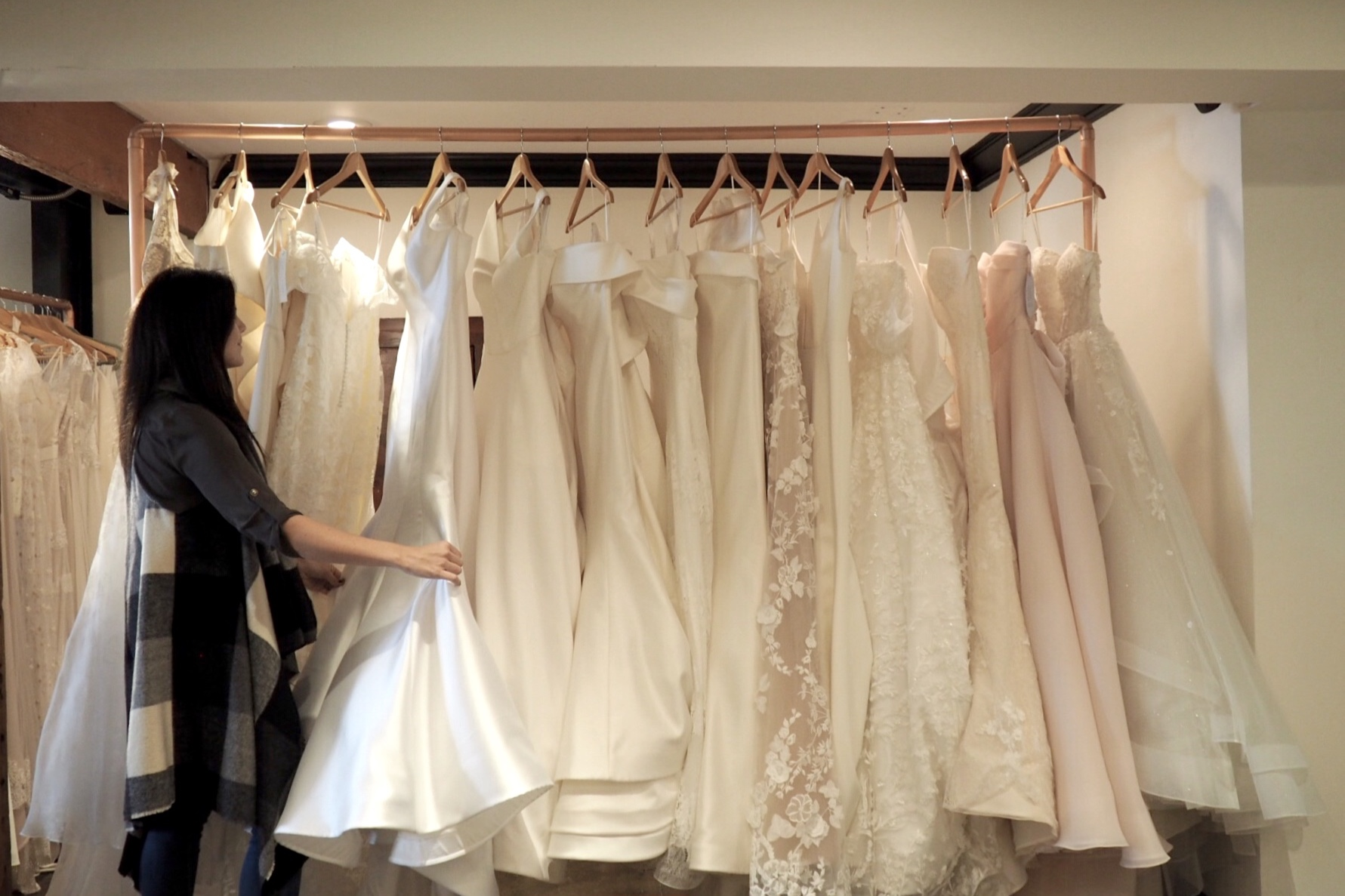 Our interview with En Blanc Bridal