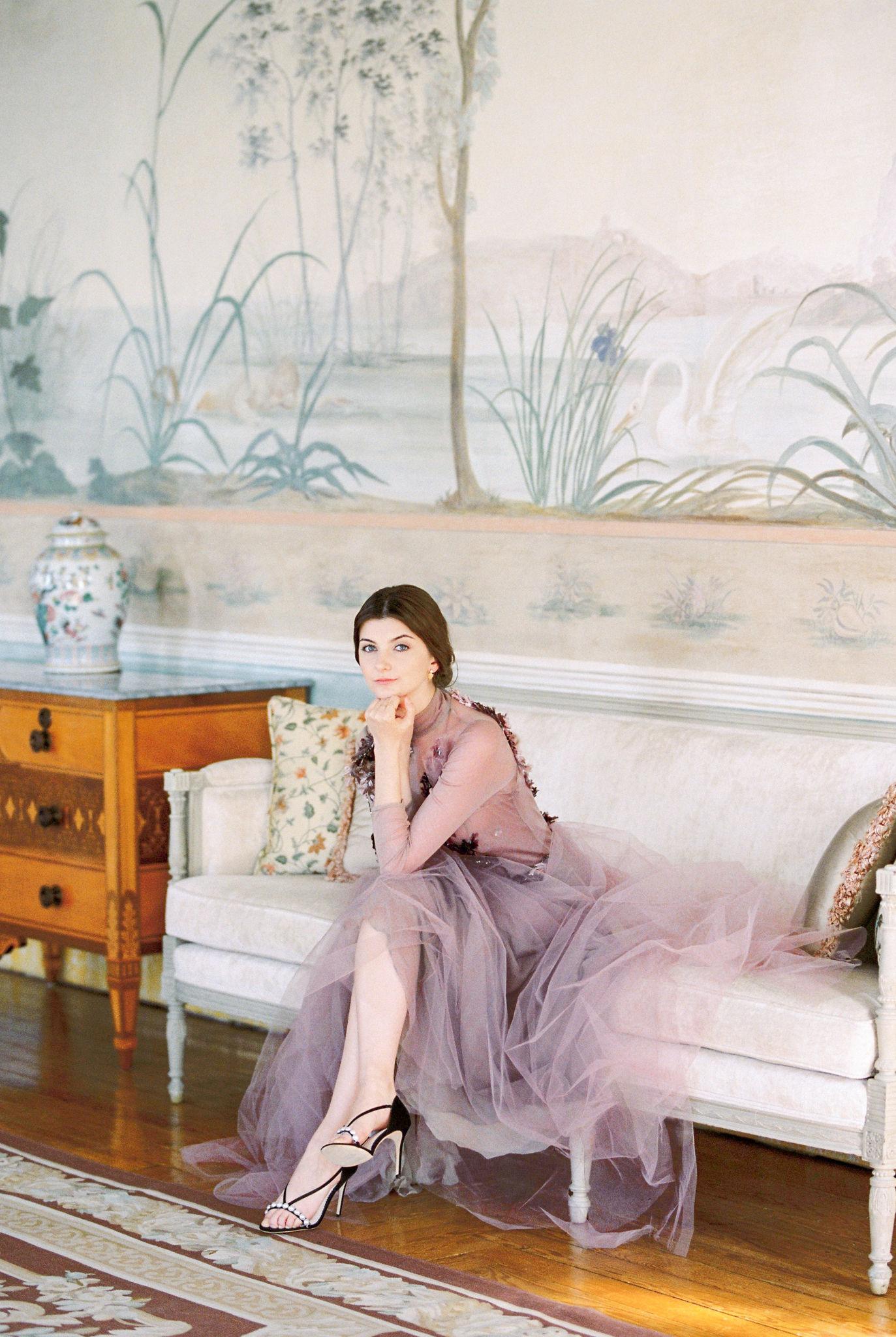 Chana Marelus Editorial Shoot Featuring The Shay Dress