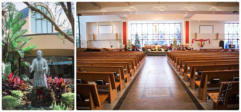 St. Paul Catholic Church in Tampa. Simply stunning!