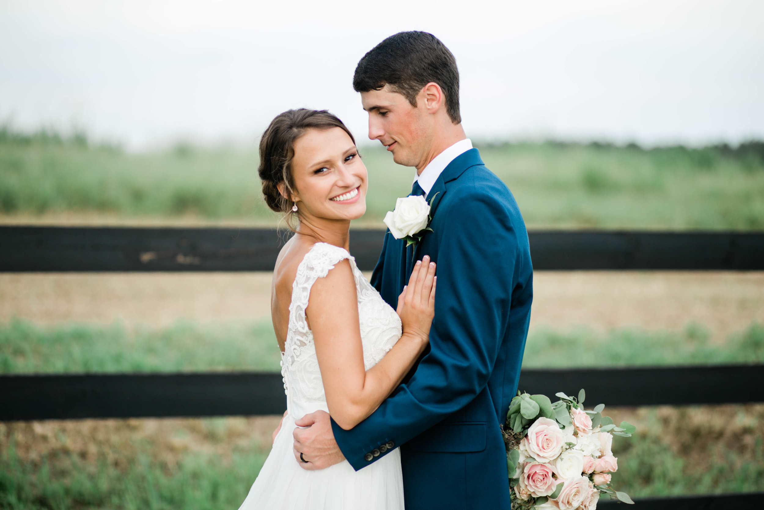 Covington Farm, Dade City Wedding