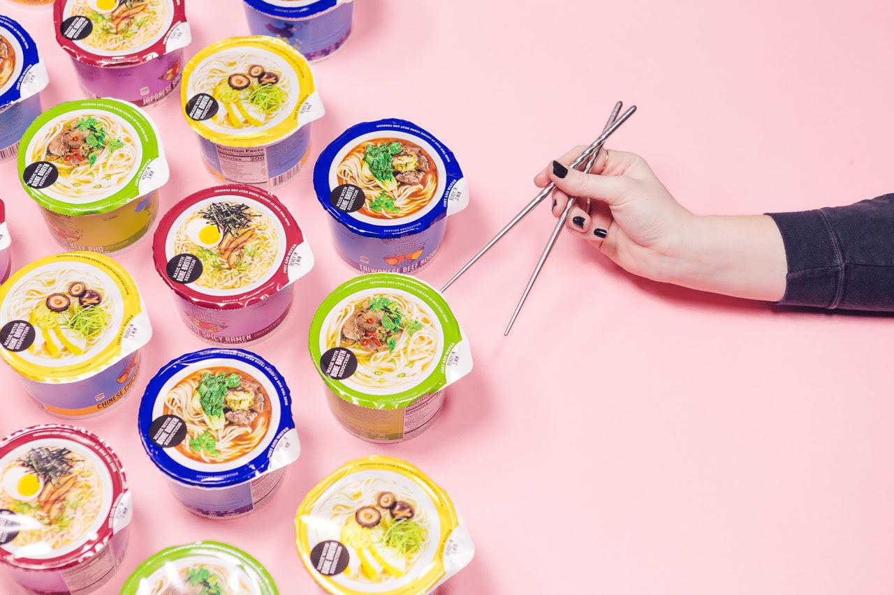 Soap, Noodles Culture-Foods